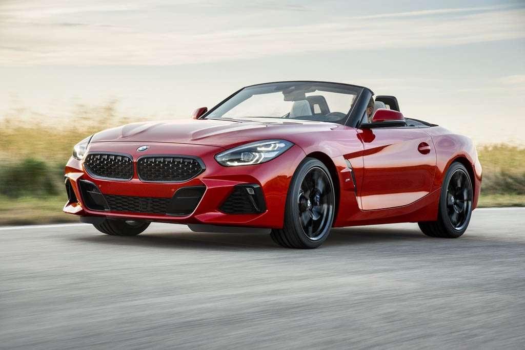 All New BMW Z4 Roadster Resmi Meluncur, Mirip Konsepnya
