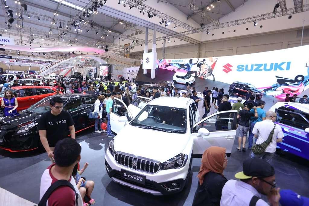 Ini 5 Target Baru Suzuki di 2019