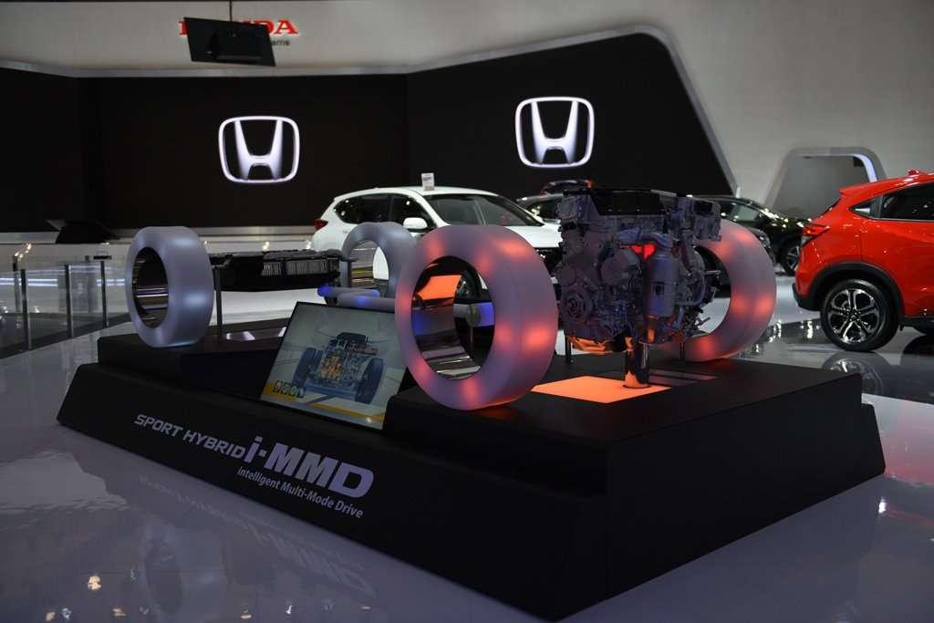 Kapan Honda Ramaikan (Lagi) Tren Elektrifikasi di Indonesia?