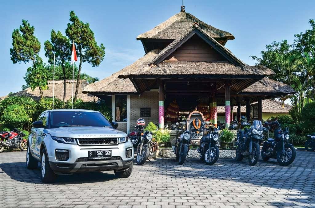 Land Rover Range Rover Evoque 2.0, Exotism SUV