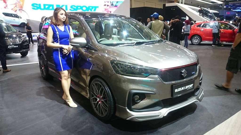 Suzuki Ertiga Sport Akan Hadir Akhir Bulan Ini
