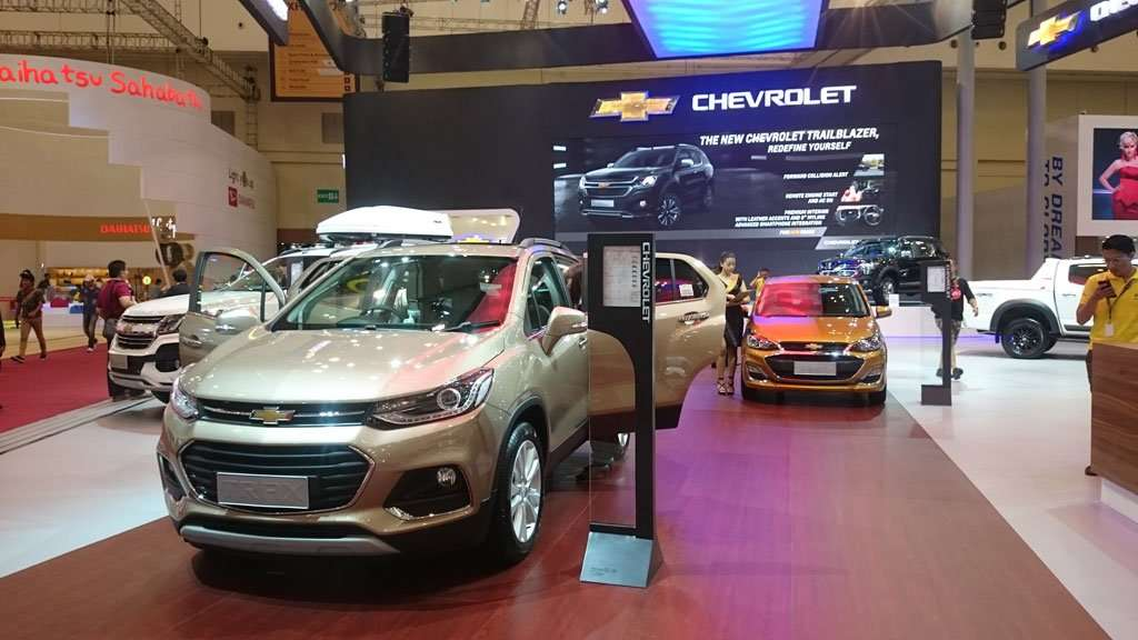 Rayakan Hari Pelanggan Nasional, Bisa Cek Gratis Mobil Chevrolet Anda