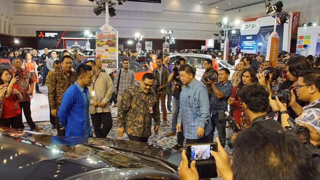 GIIAS Surabaya 2018 Tak Fokus Pada Target Penjualan