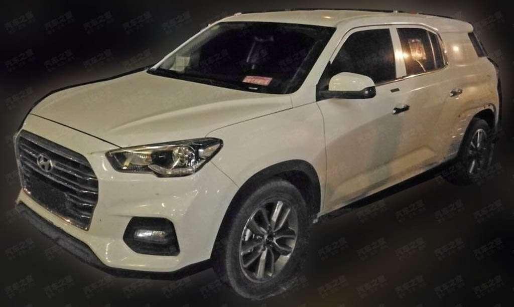 SPYSHOT: Hyundai Siapkan Tucson Versi 7-Seater