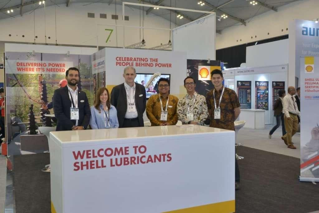 Shell Lubricants Berpartisipasi dalam Power-Gen Asia 2018