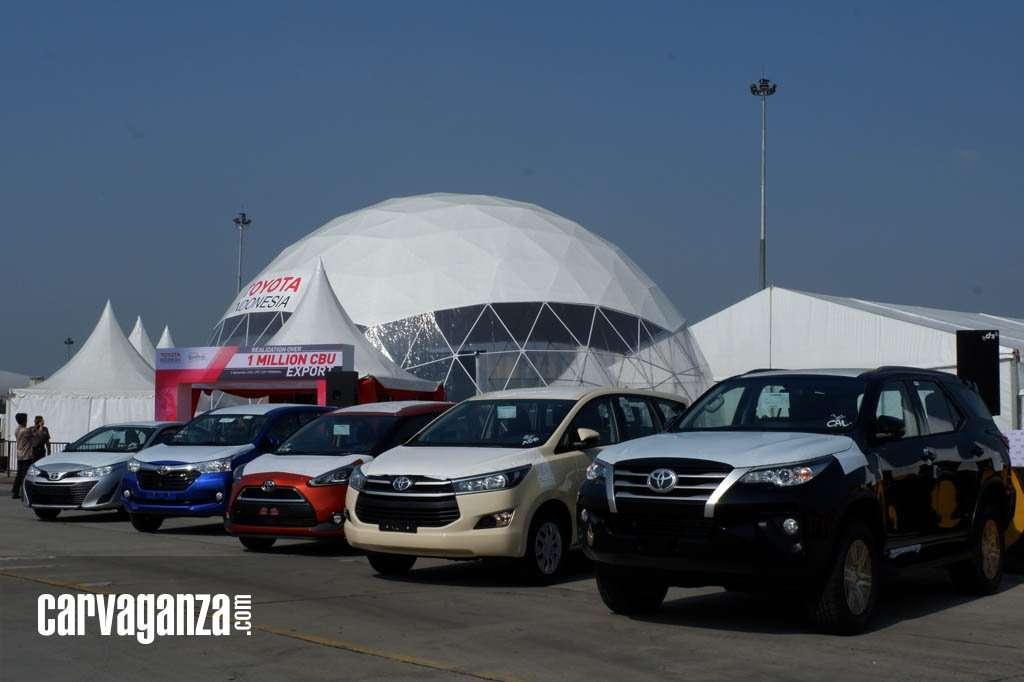 Rupiah Melemah, Toyota Lihat Peluang Tingkatkan Kualitas Industri Lokal