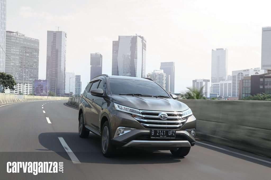 Daihatsu: SUV Lebih Sering Dapat Facelift Daripada MPV