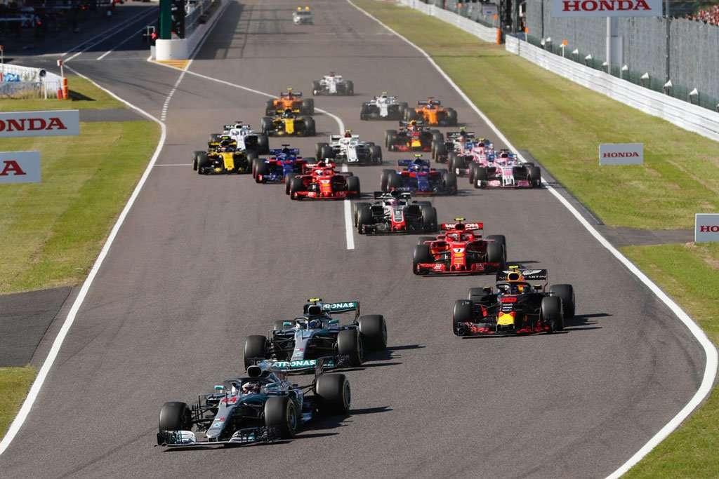 F1 Siapkan Rencana Baru Kalender Balap 2020, Mulai di Juli