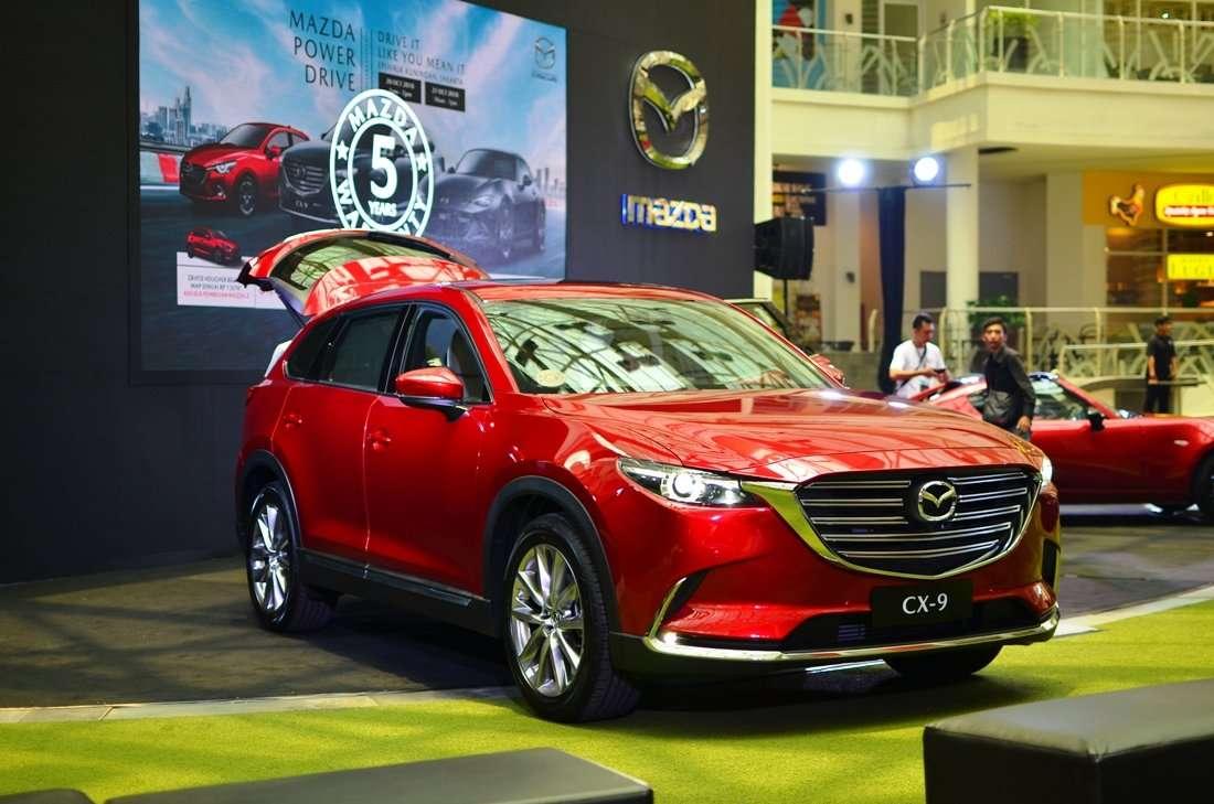 Mazda CX-9 Punya Belbagai Pembaharuan Fitur