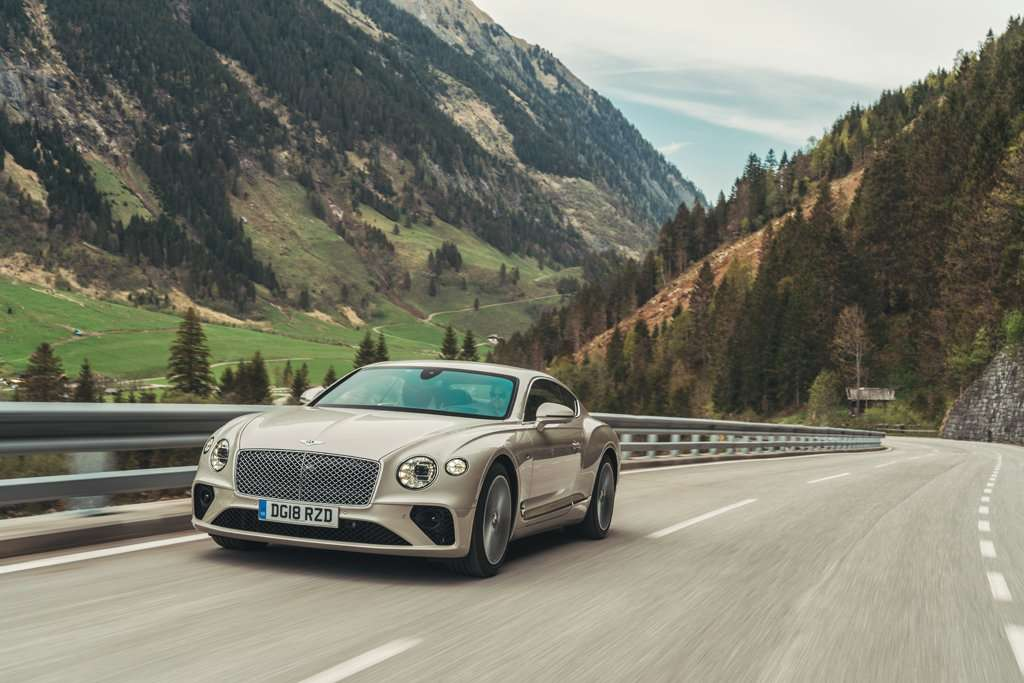 TEST DRIVE: Bentley Continental GT, The Best a GT Can Be