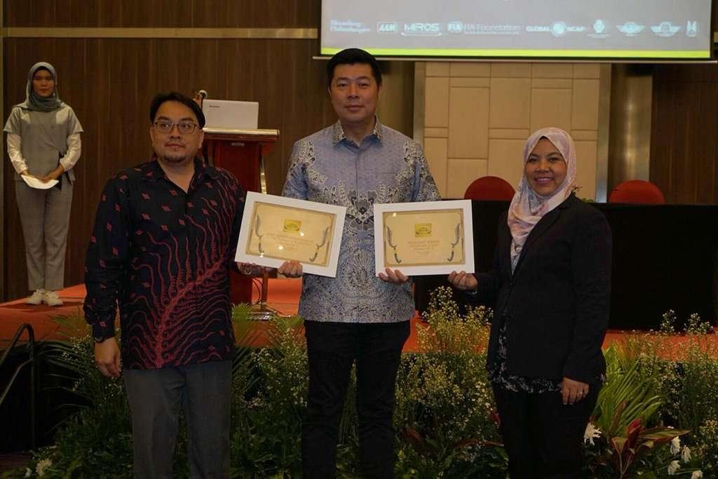 Honda CR-V Rebut 2 Penghargaan dari ASEAN NCAP