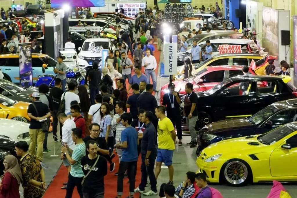 Debut Indonesia Modification Expo 2018 Diklaim Raih Transaksi Miliaran Rupiah
