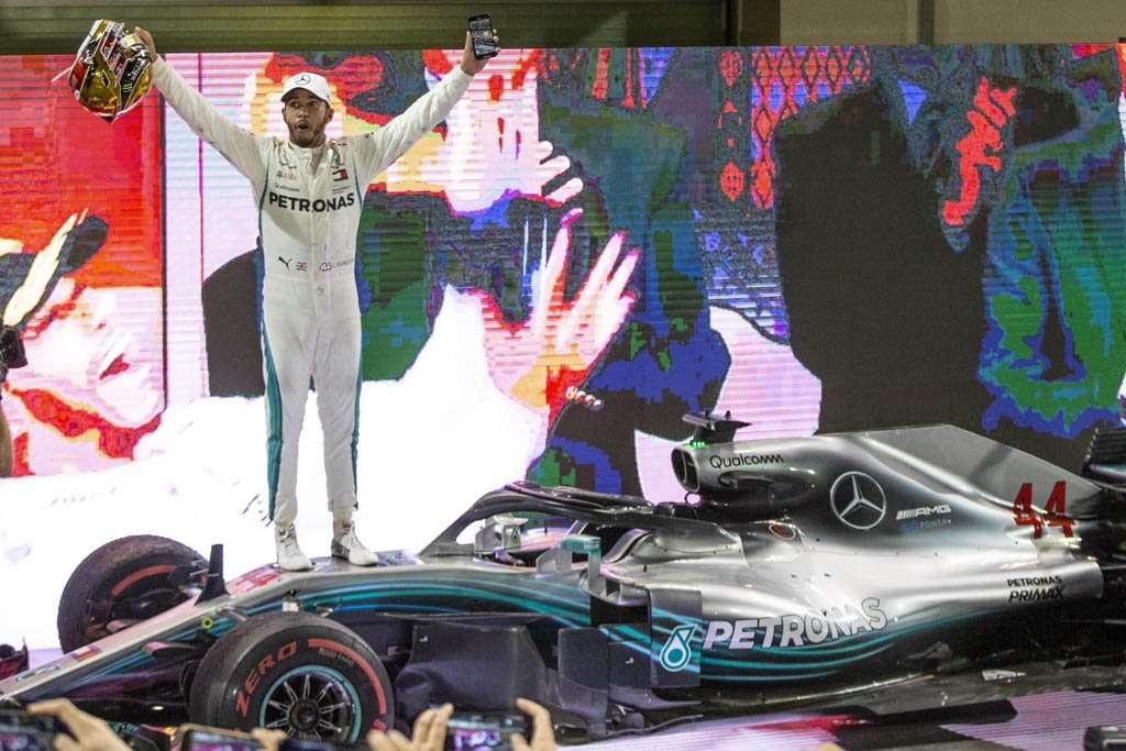 F1: Menang di Abu Dhabi, Ini Deretan Rekor Lewis Hamilton