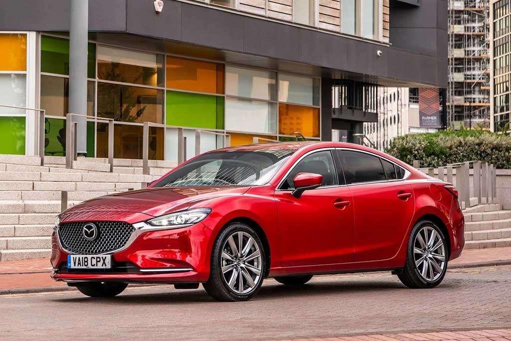 Penerus Mazda6 akan Punya Mesin 6 Silinder dan Versi Coupe?