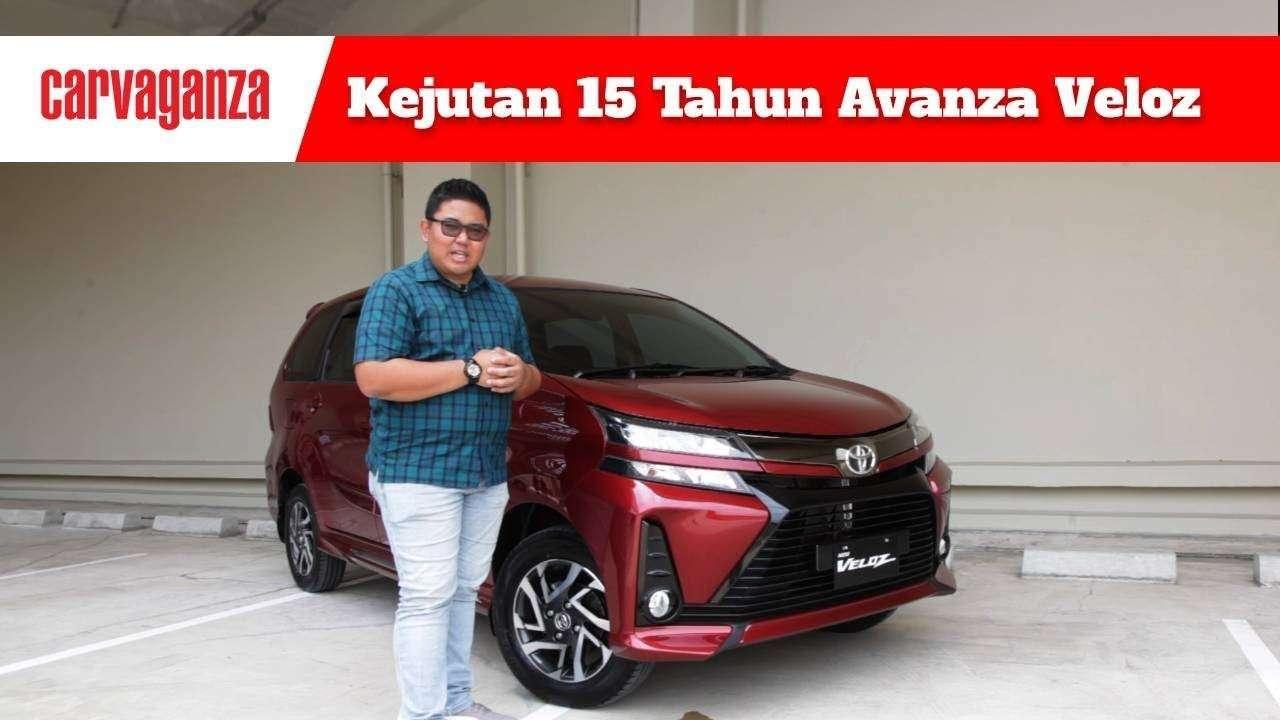 VIDEO: Kejutan Toyota Avanza Veloz Setelah 15 Tahun