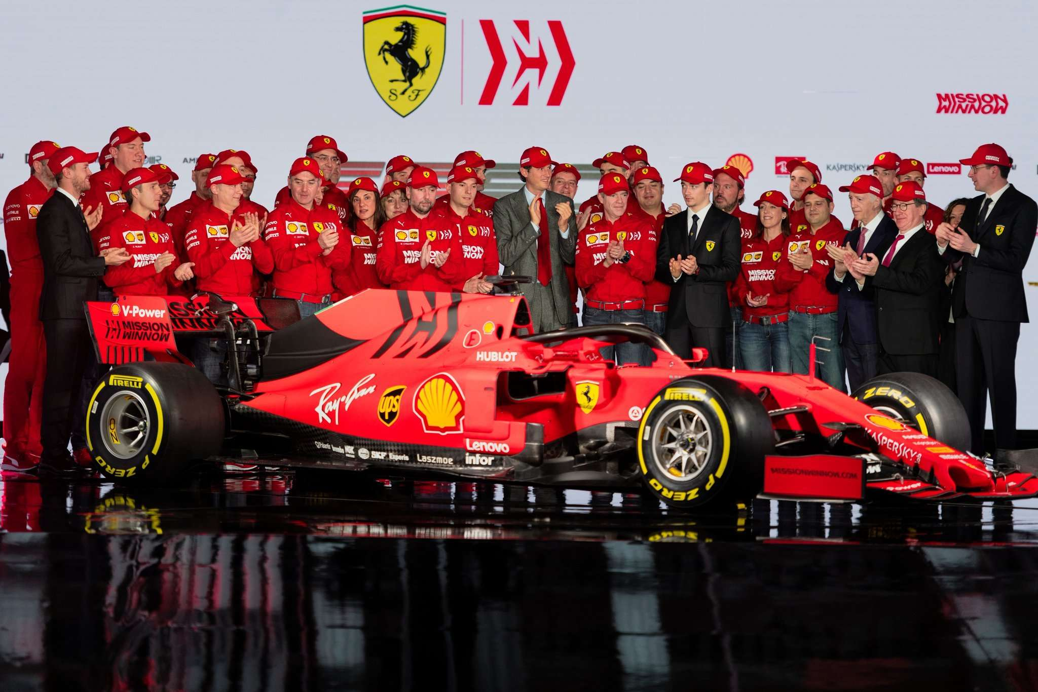 Ferrari SF90 F1