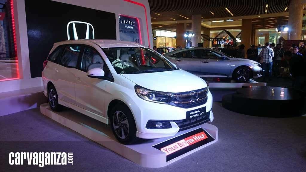 REVIEW: New Honda Mobilio, Dongkrak Penampilan Demi Persaingan