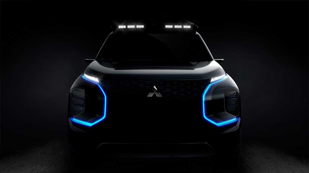 Mitsubishi Bawa Engelberg Tourer dan Outlander Sport Baru di Geneva