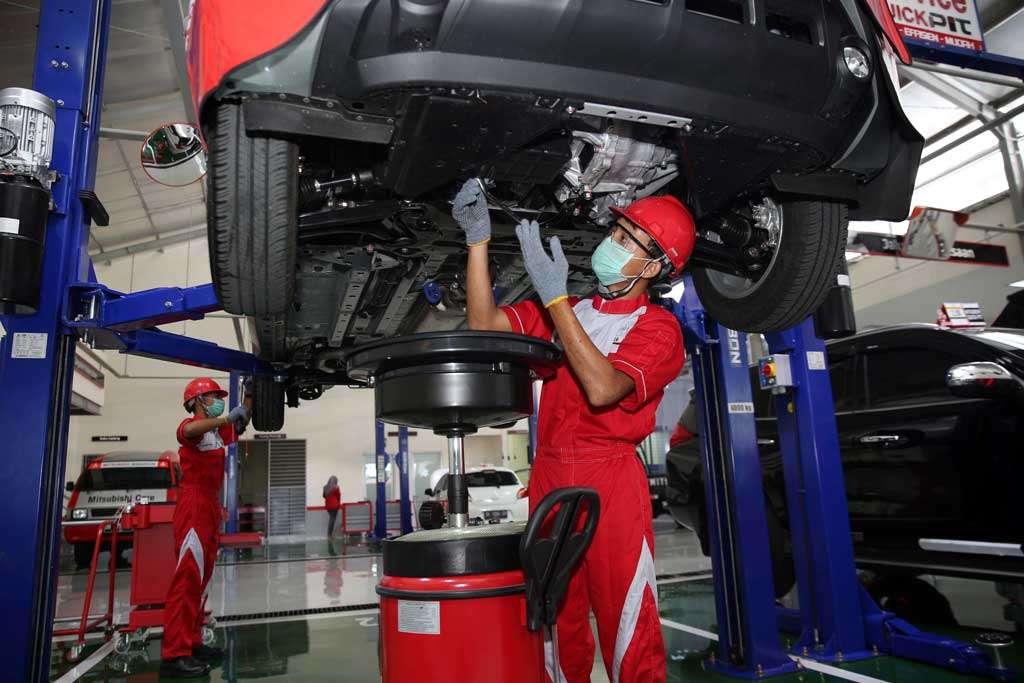 Kawal Mudik, Mitsubishi Motors Siapkan 16 Posko Siaga