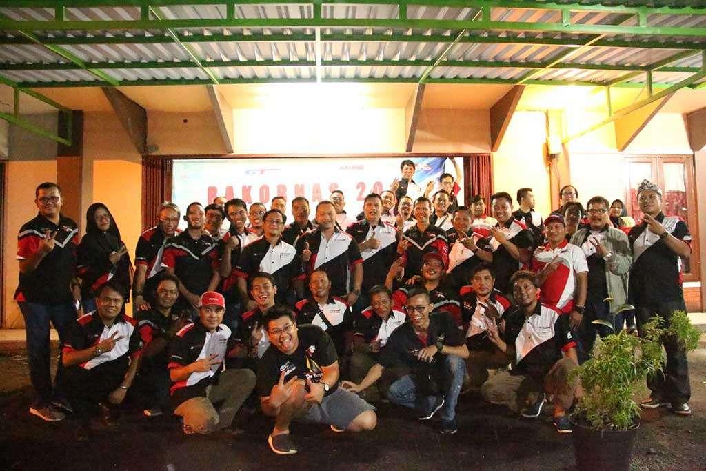 Veloz Community Gelar Rapat Koordinasi Nasional Pertama di Bogor