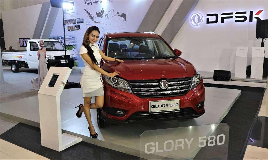 DFSK: Kami Akan Ekspor Mobil dari Indonesia ke Seluruh Dunia