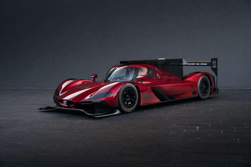 Mazda Mulai Lirik Ikut Balap Le Mans Lagi
