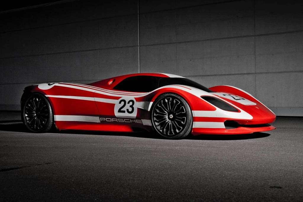 Calon Hypercar Baru Porsche akan Pakai Mesin F1