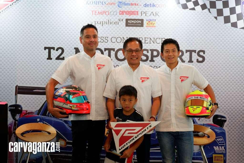 Ini Jadwal Balap Rio Haryanto Bersama T2 Motorsports
