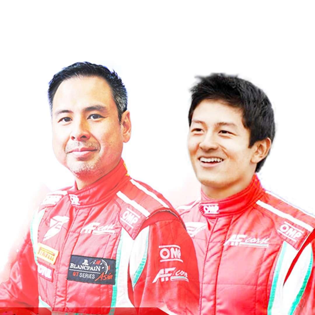 Gabung T2 Motorsports, Rio Haryanto akan Balap Pakai Ferrari
