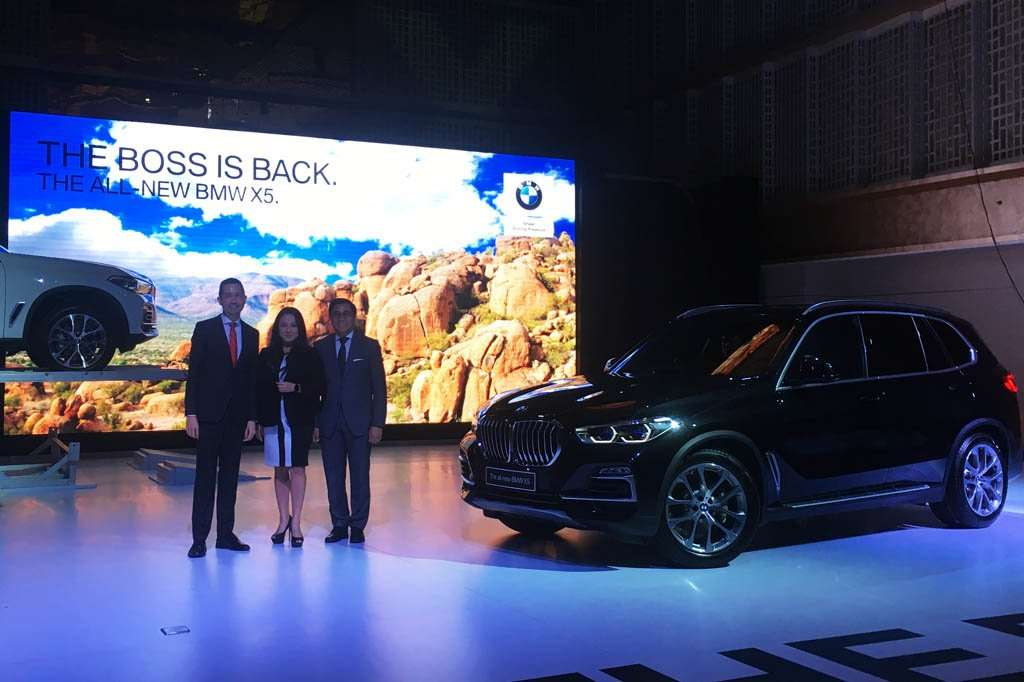 BMW X5 Terbaru Meluncur di Indonesia, Harga Cuma Rp 1,489 Miliar