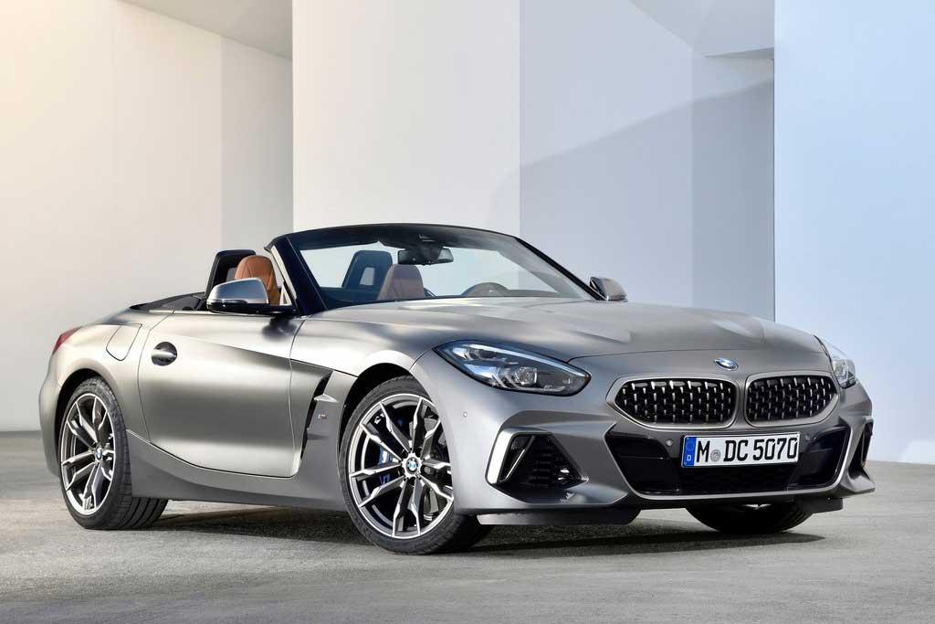 BMW Z4 Hanya Dijual 20 Unit, Siapa Cepat Dia Dapat
