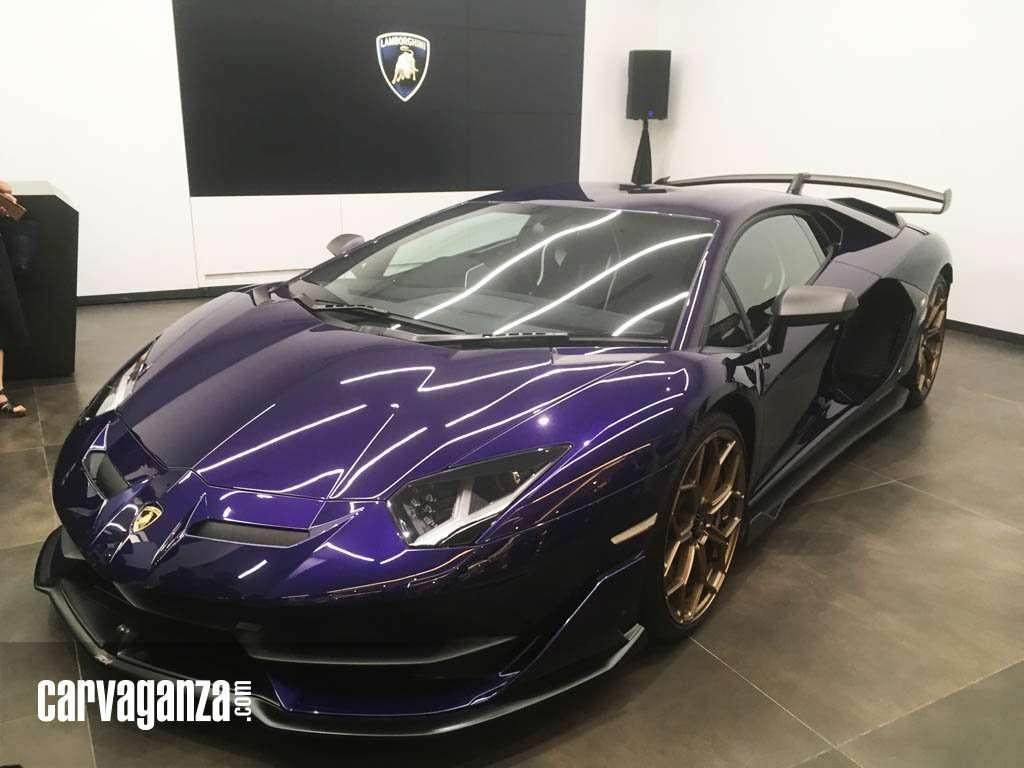 Wah, Lamborghini Terkencang Resmi Meluncur di Indonesia