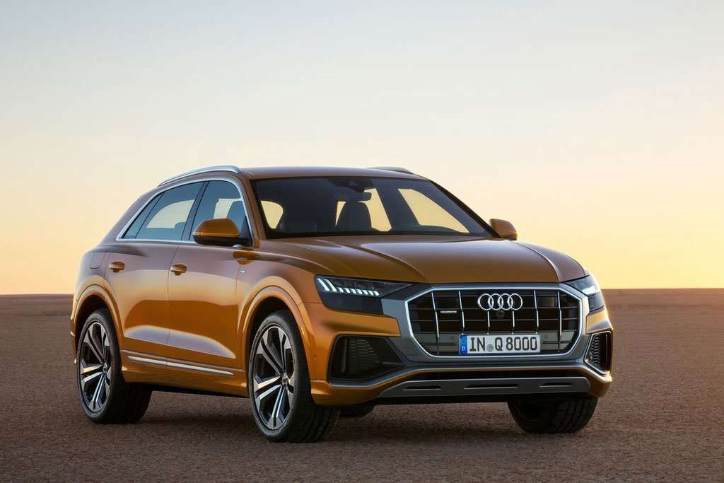 Fixed! Audi akan Rilis SUV Paling Sporty di GIIAS 2019
