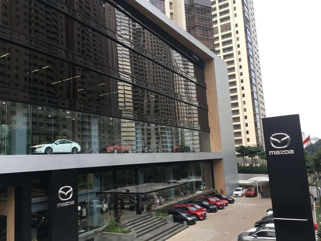 Flagship Dealer Mazda Simprug Tawarkan Fasilitas Kualitas Premium