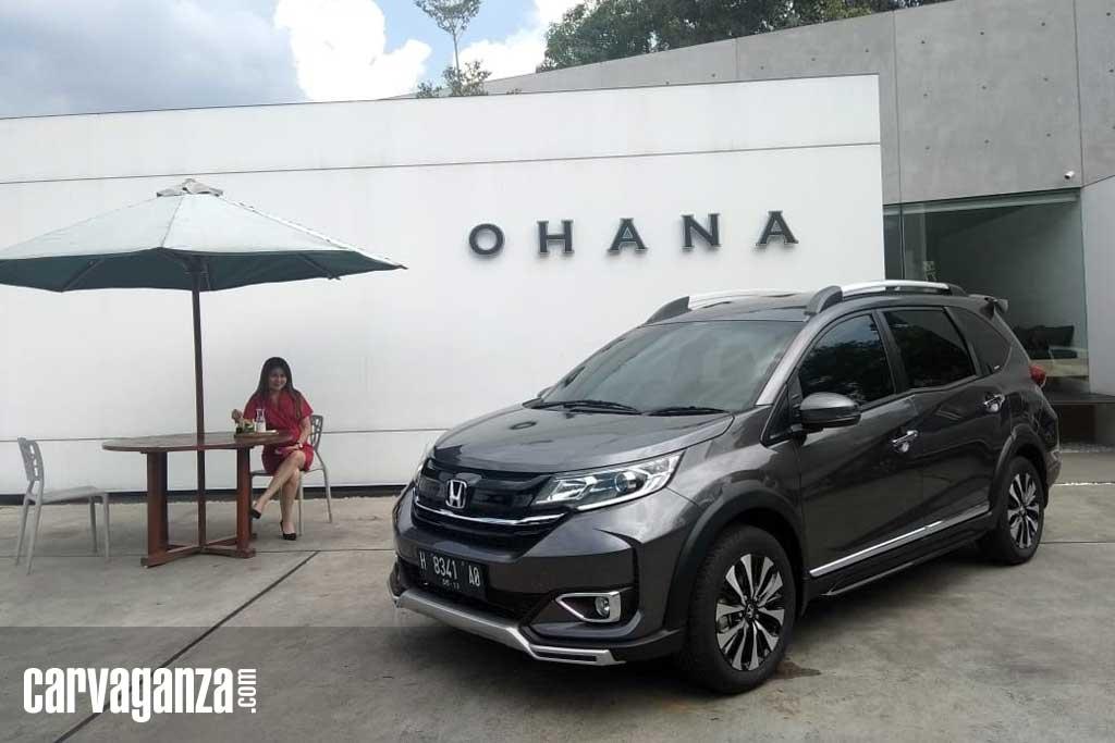Ini Perubahan-Perubahan pada Honda New BR-V