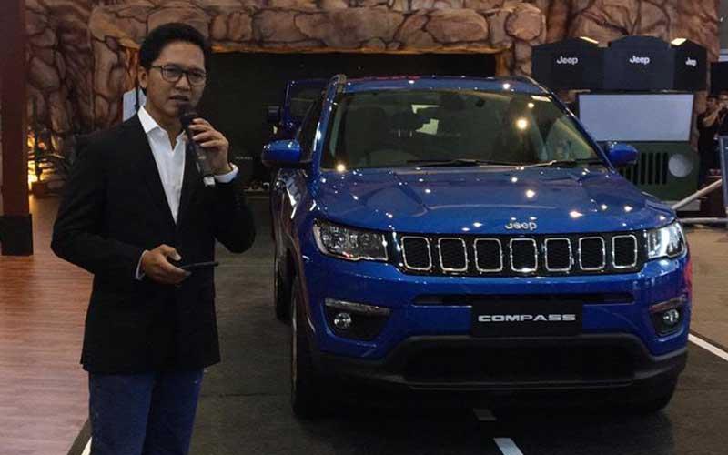 Debut Hascar di Telkomsel IIMS 2019, Jeep Raup Transaksi Rp 95 Miliar