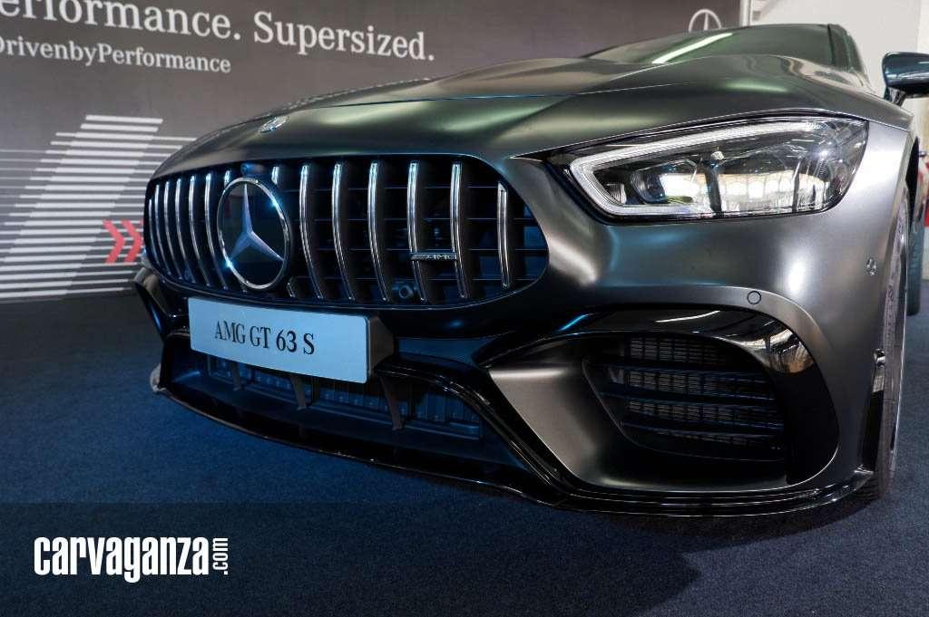 Ini Spesifikasi Mercedes-AMG GT 4-Door Coupe untuk Indonesia