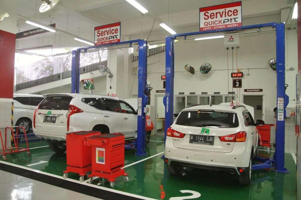Mitsubishi Motors Siapkan Layanan Ganti Ban