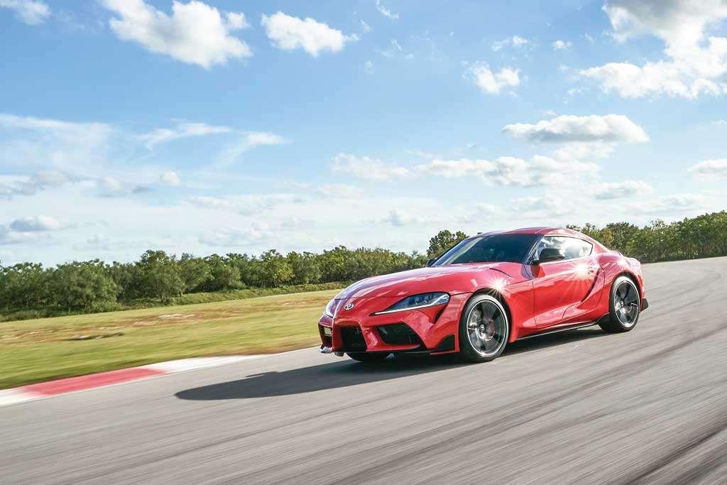 Toyota Supra Siap Menyapa di GIIAS 2019