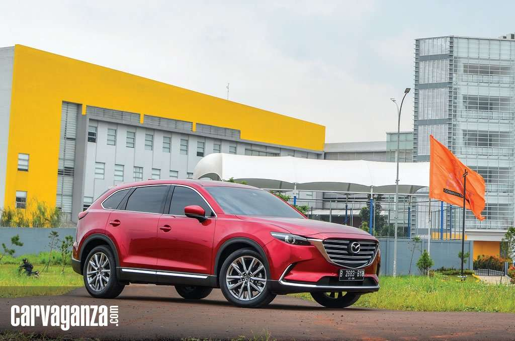 TEST DRIVE: Mazda CX-9, The Strong Contender