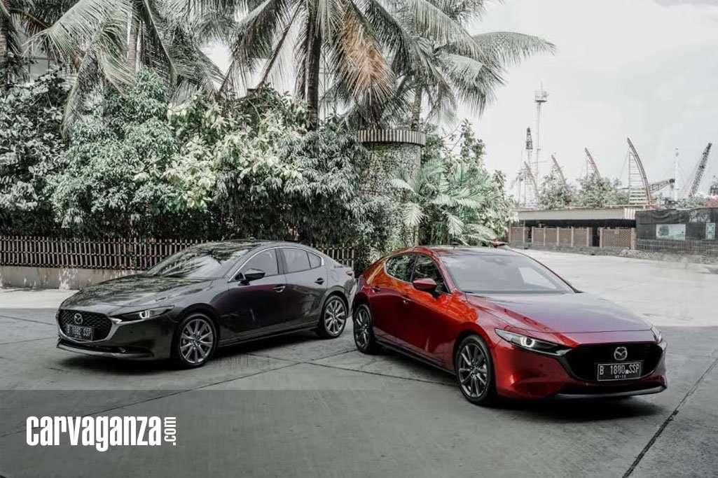 Ini Spesifikasi Lengkap All-New Mazda3 untuk Indonesia