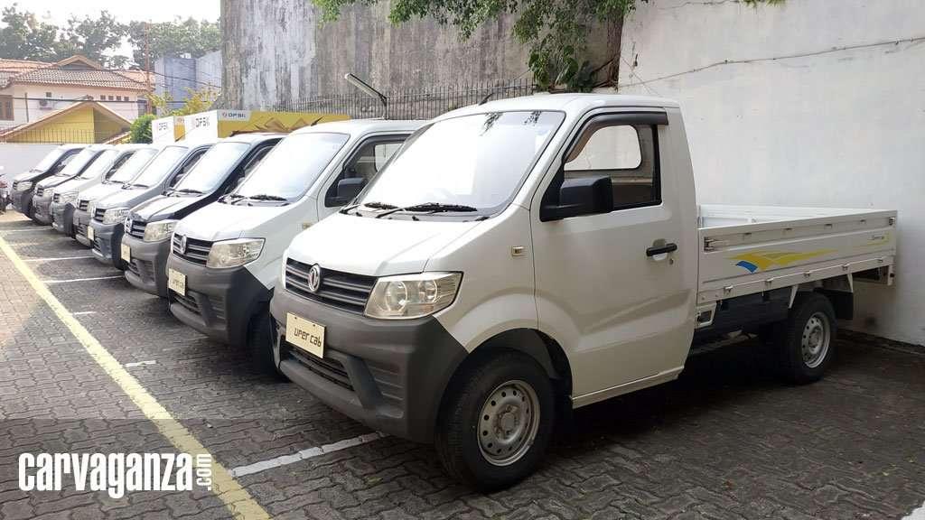 Penjualan DFSK 2019, Super Cab Kalahkan Glory 580