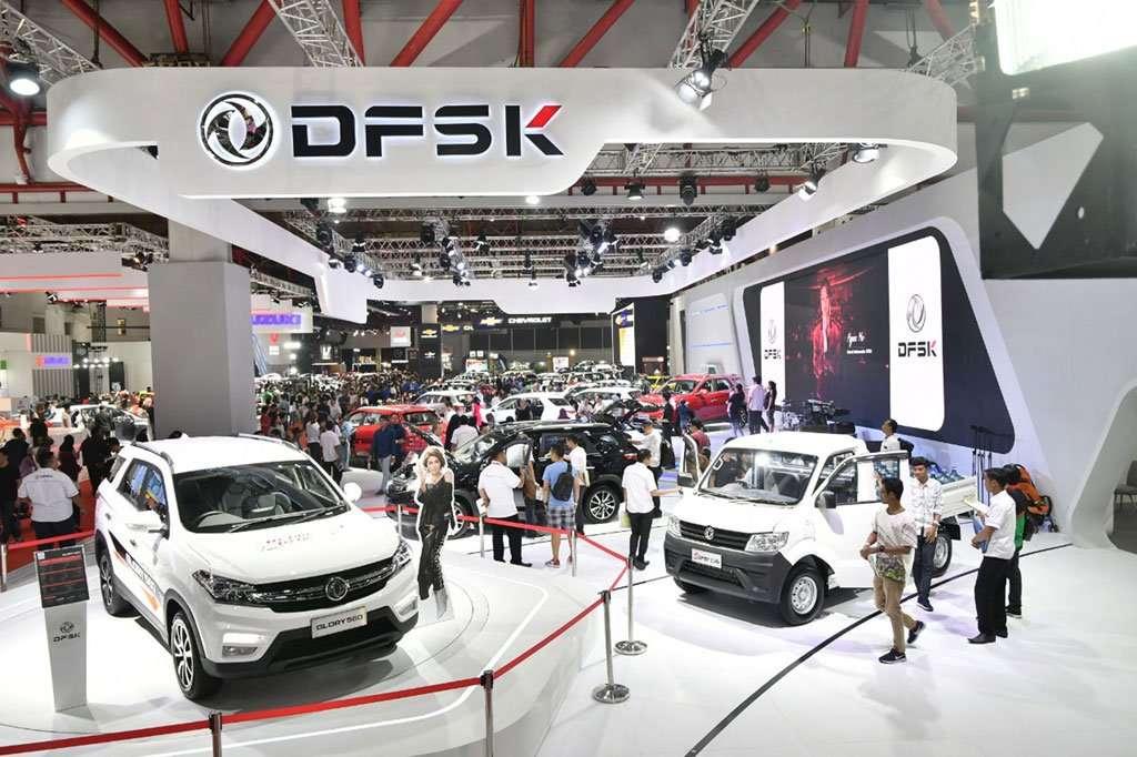 DFSK Pastikan Glory 580 Varian Termahal dan Mobil Listrik Hadir di GIIAS 2019