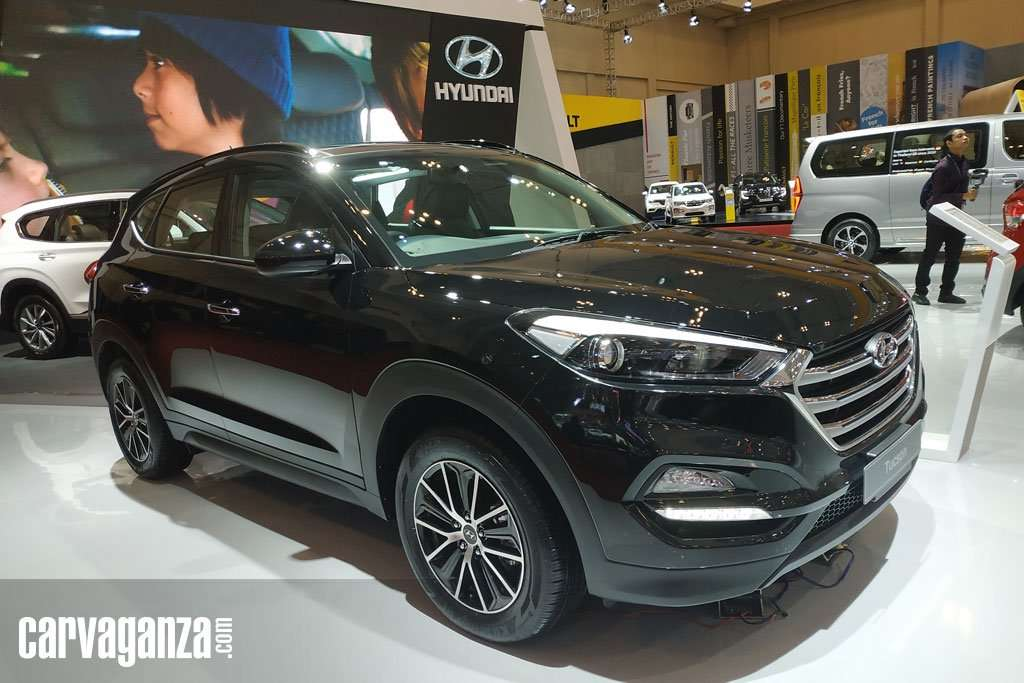 Hyundai All New Tucson, SUV dengan 5 Bintang