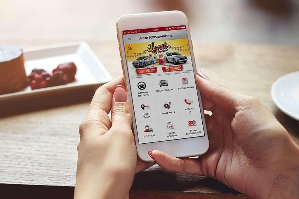 Gunakan Mitsubishi Motors ID Apps, Menangkan Voucher Belanja Ratusan Juta