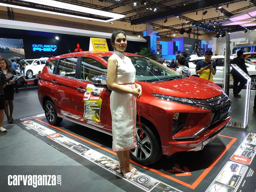 Khusus Tenaga Medis, Beli Mitsubishi Xpander Bisa dengan DP 20%