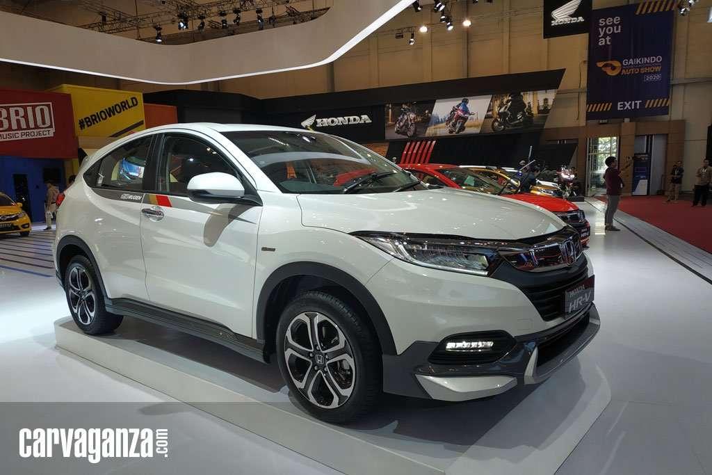 Makin Sporty Lewat Honda HR-V 1.5E SEMUGENEdition