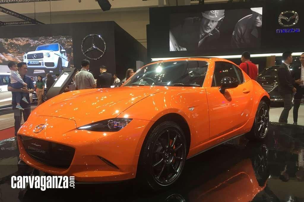 Ada Mazda MX-5 Edisi Khusus di GIIAS 2019, Hanya 3 Unit