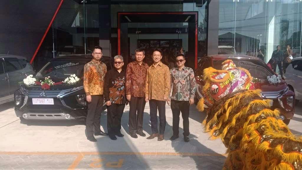 Mitsubishi Motors Resmikan Dealer ke-137 di Singkawang