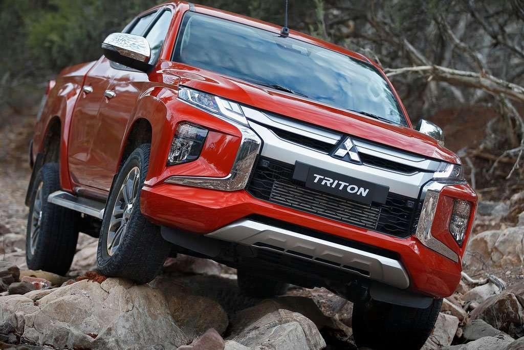 Mitsubishi Luncurkan New Triton Pick Up Generasi Terbaru Siang Ini